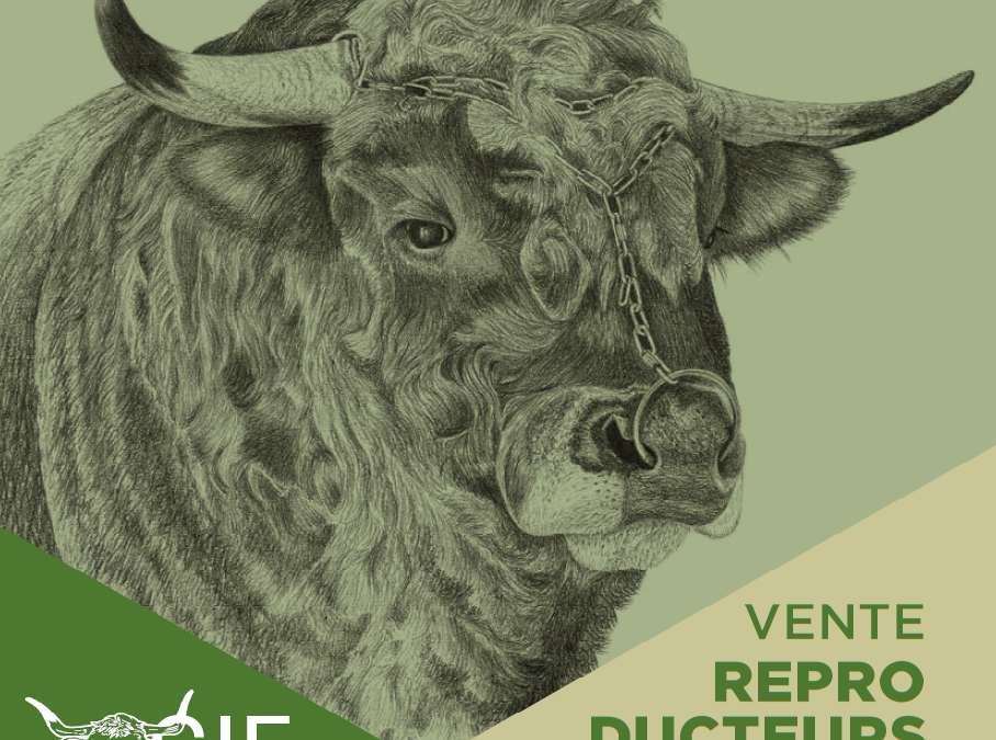Catalogue de la vente 2018 du GIE Race Aubrac